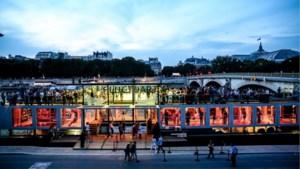 Parijs heeft er met drijvend museum op de Seine nieuwe topattractie bij
