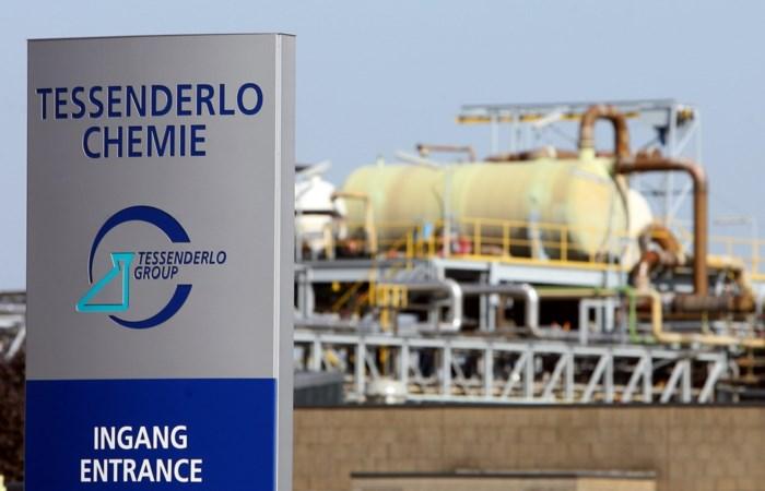 Alarm Tessenderlo Chemie loeit door incident op zwavelzuurafdeling