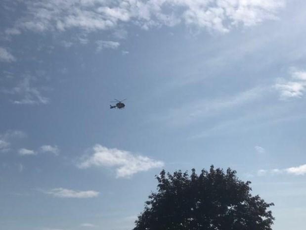 Politie zoekt met helikopter naar verdwenen man