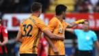 EUROPA LEAGUE. Leander Dendoncker en Wolverhampton staan al met anderhalf been in de play-offronde, ook Matz Sels wint