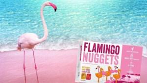 Lidl legt flamingo-nuggets in de rekken
