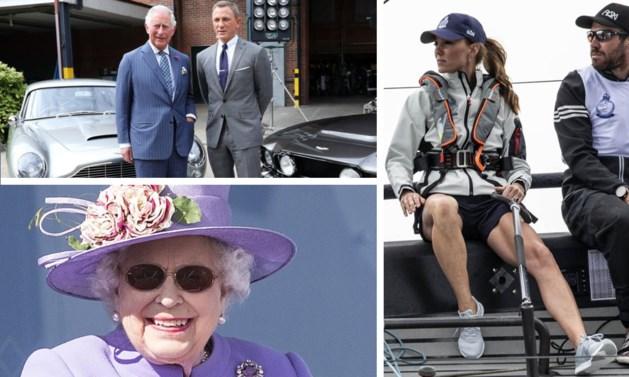 ROYALS. Kate Middleton kiest voor verrassende outfit. En gaat prins Charles acteren?