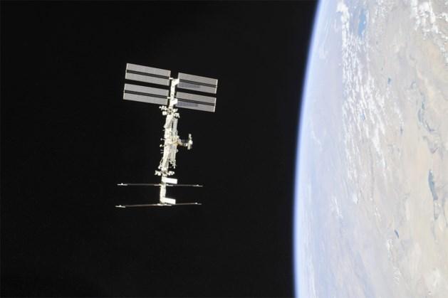 Italiaanse astronaut installeert Belgisch experiment in ruimtestation ISS