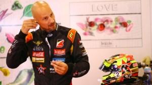 Tom Boonen verliest leiding door brandje in 24 Uur van Zolder