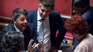 Italiaans oud-premier Renzi wil regering van nationale eenheid op de been brengen