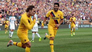 Dries Mertens verliest opnieuw tegen Barcelona, Griezmann scoort eerste doelpunt voor Catalanen