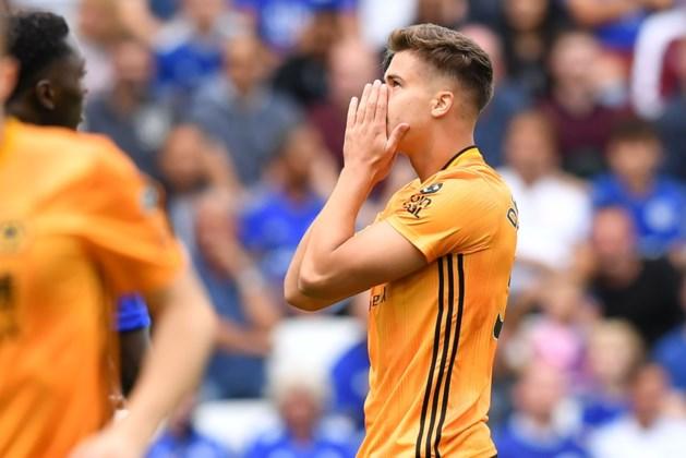 Leicester en Wolves delen de punten: nog geen debuut voor Praet, goal Dendoncker afgekeurd