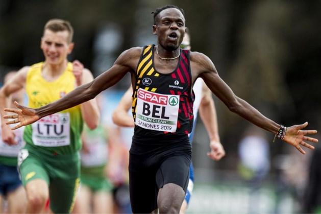 EK atletiek voor landenteams: België pakt onverhoopte zesde plaats en blijft in de First League
