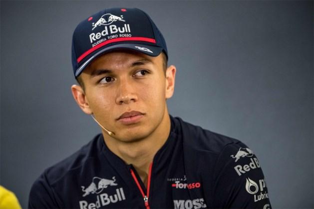 Max Verstappen krijgt nieuwe teamgenoot vanaf de GP van België