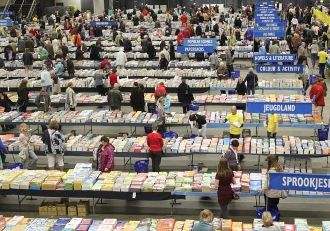 Geen Boekenfestijn meer? Organisatie failliet verklaard