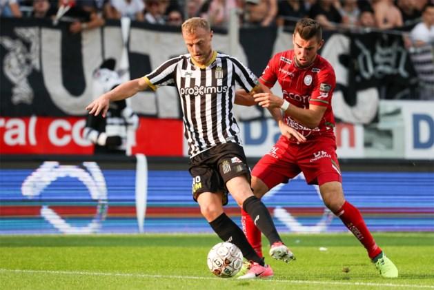 Wedstrijd tussen Zulte Waregem en Charleroi op 4e speeldag wordt twee dagen later afgewerkt