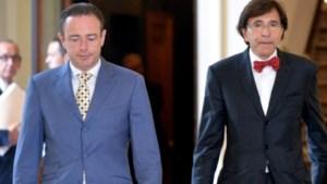 """Di Rupo: """"Wij gaan een Zweedse coalitie op federaal niveau niet depanneren"""""""