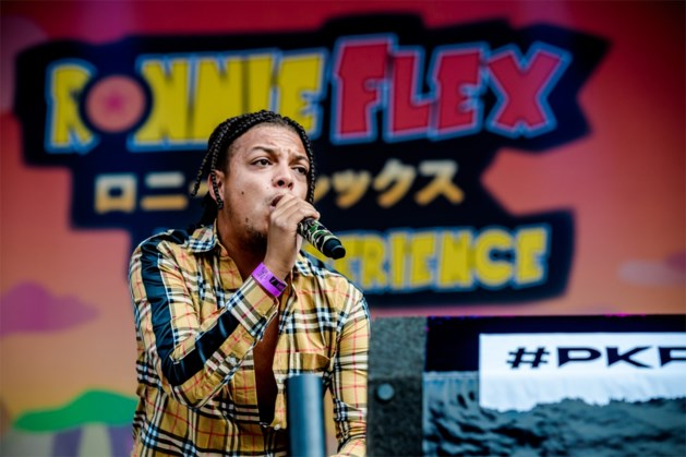 Nederlandse rapper Ronnie Flex 'ontdekt' rekening met 30.000 euro