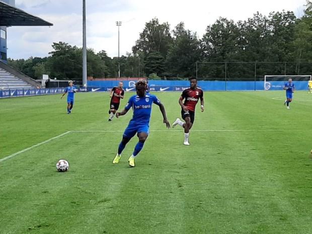 Veredeld Genks B-elftal geraakt niet voorbij RWDM