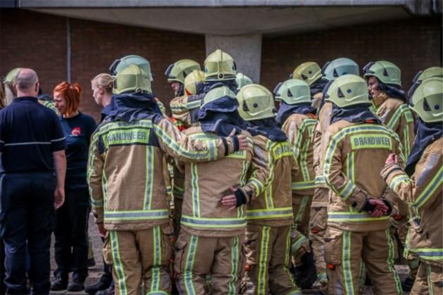 Zaterdag afscheid van overleden brandweermannen in kazerne Heusden-Zolder