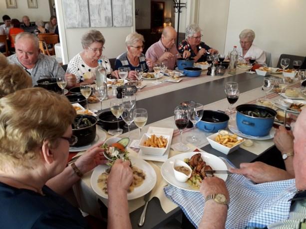 Gezellig tafelen met Samana Kortenbos