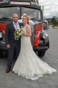 Stephanie en Tom in Lommel