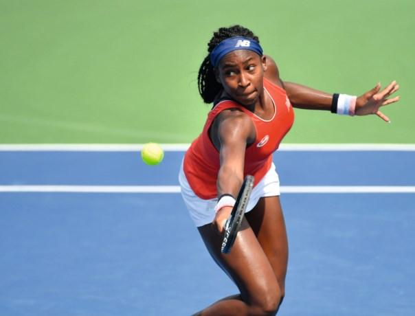 US Open schenkt wildcard aan Wimbledonsensatie Cori Gauff en vier andere teenagers