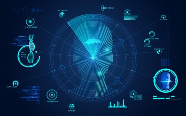 Biometrische gegevens van miljoen mensen online gevonden