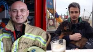 Postuum ereteken 'Moed en Zelfopoffering' voor overleden brandweermannen