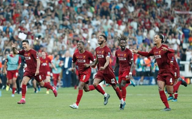 Liverpool in Turkse bakoven pas na strafschoppen voorbij Chelsea