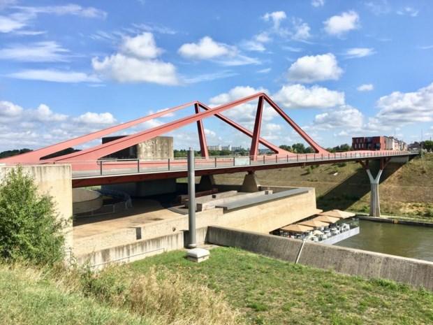 Grensovergang Vroenhoven vrijdag tijdelijk gesloten voor BinckBank Tour