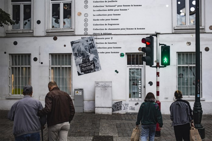 Brusselse winkel van Genkse ontwerper Martin Margiela failliet