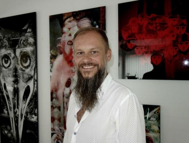 """Hasseltse kunstenaar exposeert in Zürich en Amsterdam: """"Ideeën gaan vaak met me aan de haal"""""""