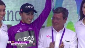 Colombiaan Sosa de beste in bergetappe Ronde van Burgos
