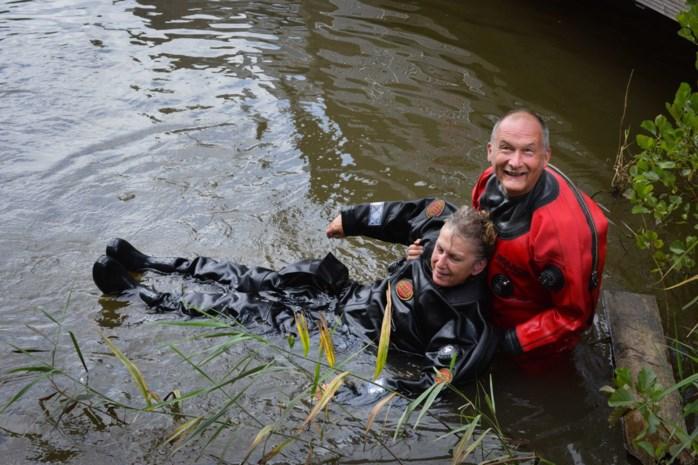 Brandweerman redt eigen vrouw op dag voor pensioen
