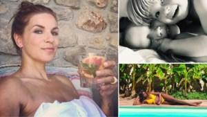 """Gluren bij BV's: Elodie Ouedraogo is het 'Monster van Loch Fitness' en Katja Retsin geniet van """"belachelijk perfecte massage"""""""