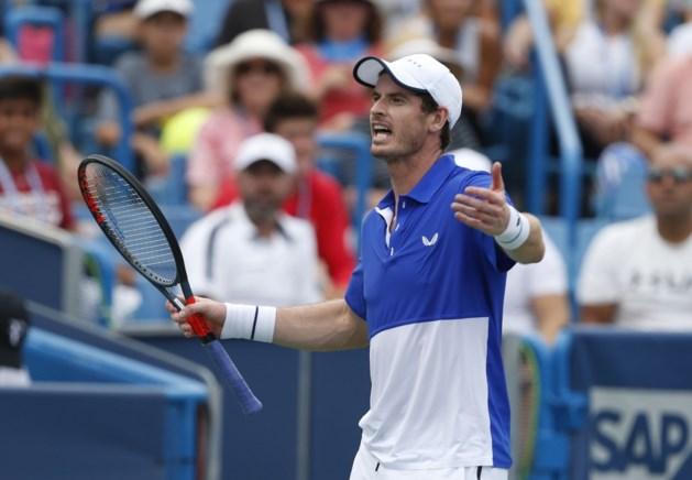 """Andy Murray accepteert wildcard voor toernooi van Winston-Salem: """"Ik heb wedstrijden nodig"""""""