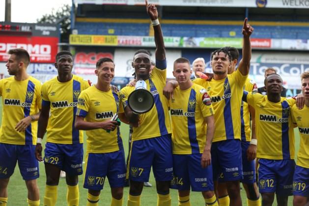 HERBELEEF. STVV verliest met tien man op het veld van Antwerp
