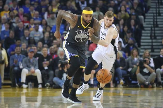 Nieuw drama voor 'Boogie': NBA-ster DeMarcus Cousins staat weer lang aan de kant met zware blessure