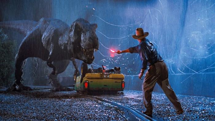 Deze Tyrannosaurus Rex mag u niet missen