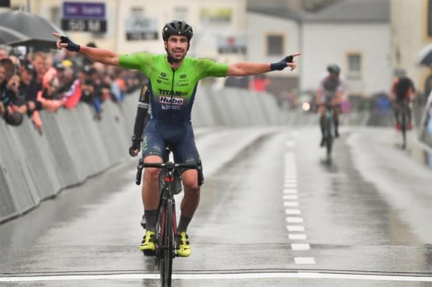 Jelle Mannaerts is de nieuwe Belgische kampioen bij de elite zonder contract