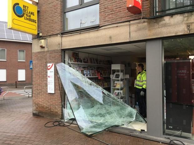Ramkraak in Stevoort: daders aan de haal met 3.000 euro aan sigaretten