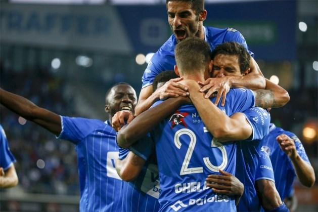 AA Gent knoopt weer aan met zege na 2-0 winst tegen KV Oostende
