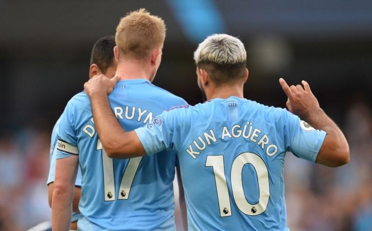 Twee assists van Kevin De Bruyne, maar City krijgt Tottenham niet op de knieën