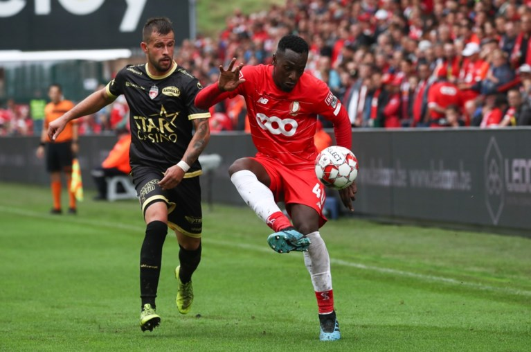 """Uitblinker Maxime Lestienne: """"Blij met twee goals, maar drie punten belangrijker"""""""