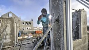 Limburgse bouwbedrijven pessimistischer over winst en omzet