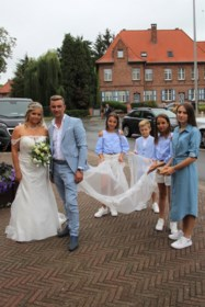 Iris en Wim in Beringen