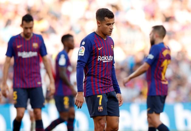 Barcelona bevestigt verhuur van Coutinho aan Bayern