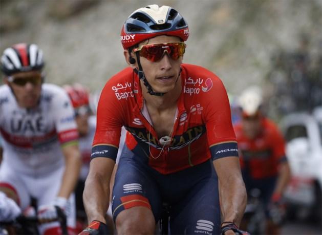 Ook Dylan Teuns en Van Hooydonck mogen naar Vuelta, indrukwekkend Movistar en Astana