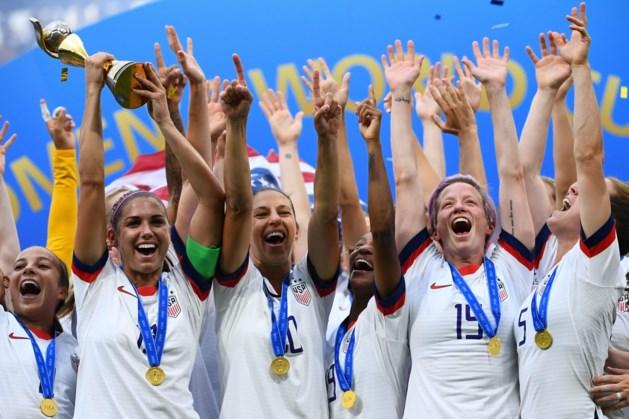 """België informeert naar organisatie WK vrouwenvoetbal: """"Maar 2023 is te vroeg"""""""