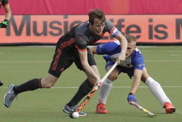 Nederland ongeslagen naar de halve finales, Red Lions treffen zo zeker Duitsland op EK hockey