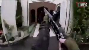 Tv-zender beboet voor uitzending beelden terreuraanslagen Christchurch