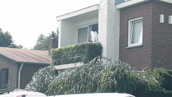 84-jarige man maakt fatale val van balkon