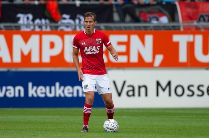 """Peltenaar Stijn Wuytens neemt het met AZ op tegen Antwerp: """"Zonder fans is echt zonde"""""""