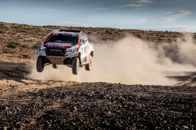 Alonso en Toyota beginnen aan voorbereiding voor Dakar 2020
